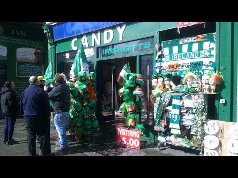 A Short look around one of Ireland's souvenir shops.