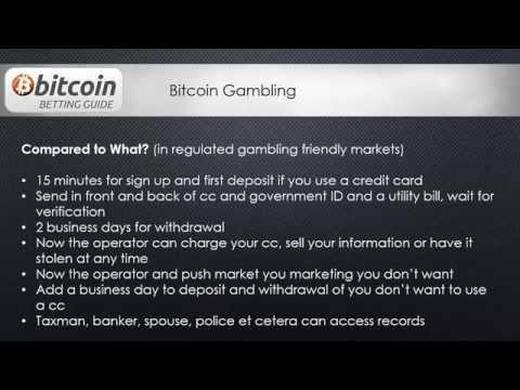 Bitcoin: The Future of Gambling