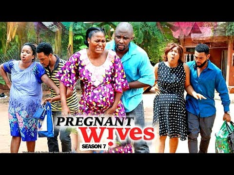 PREGNANT WIVES PART 7 - New Movie 2019 Latest Nigerian Nollywood Movie Full HD thumbnail