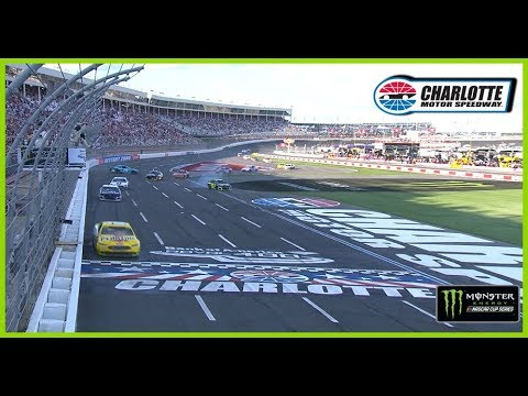 Casey Carter - Remember last year's BofA Roval 400 finish?