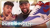 CHECKING OUT €20.000 EMINEM SNEAKERS WITH QUCEE and VERAS : DURE DINGEN #FIRST