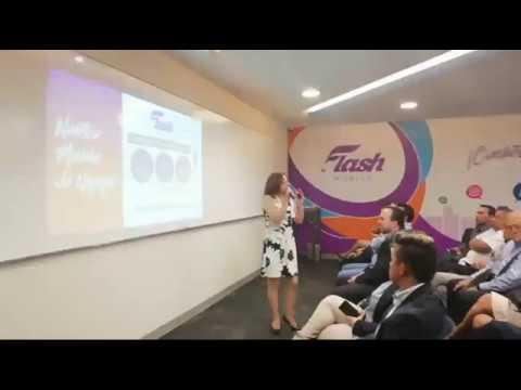 Flash Mobile presentación México TC Delia Santiago