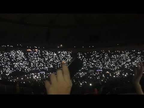 Ed Sheeran- Happier Live Argentina (Estadio Único de La Plata 20/05/2017)