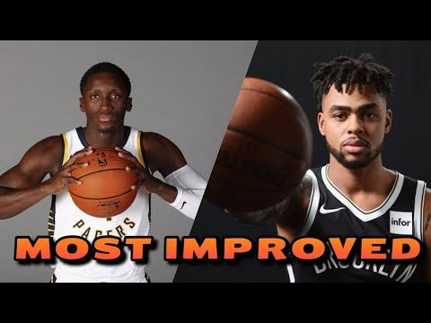 2018 NBA Most Improved Player of the Year Predictions