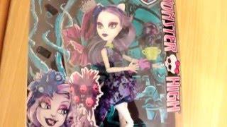 Подарунок на наступний конкурс, Катрін ДеМяу з Monster high, подарок Catrine DeMew