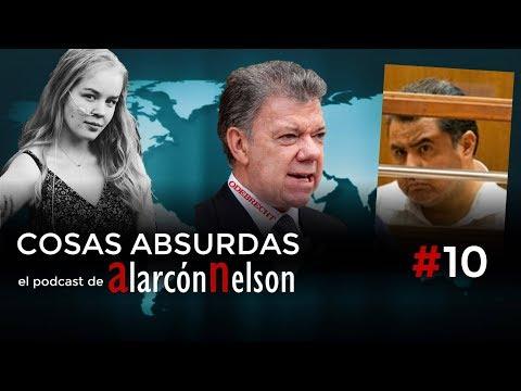 ▶ COSAS ABSURDAS #10 – Noa Pothoven - Santos investigado - nuevo requisito para la visa USA