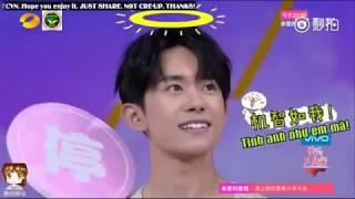 """[ Vietsub Cut Happy Camp ] Thiên Tỉ """"Sửa hình Fan xấu đi ạ"""""""