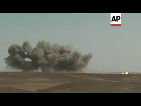 Annual US-Jordanian military drills launched