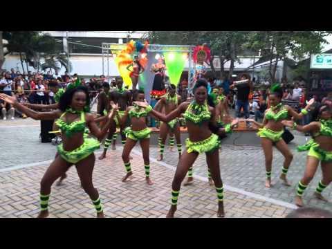 La Mamba Africana Dia de La Danza 2016 - Universidad Autónoma del Caribe