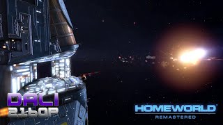 Homeworld Remastered PC 4K Gameplay 2160p
