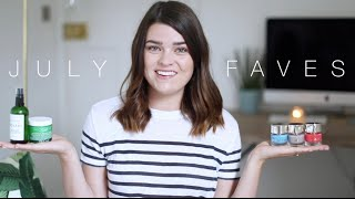 July Favourites | ViviannaDoesMakeup, setting spray, eyeliner, nail polish, nail gloss, sunscreen
