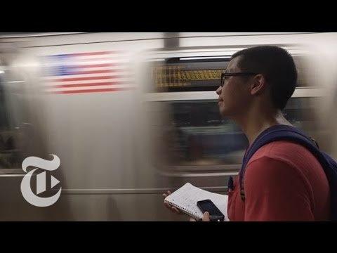 469 Subway Stations in Record Time | The New York Times