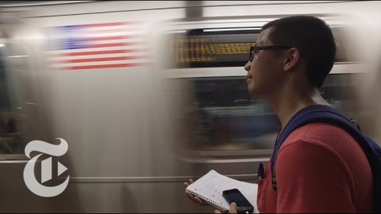 5e686ff24 469 Subway Stations in Record Time   The New York Times - YouTube