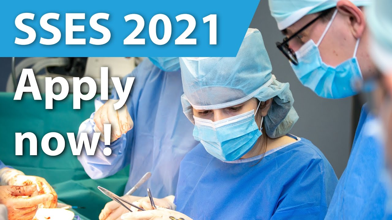Apply now for SSES 2021!