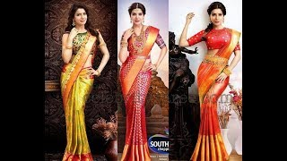 HOW TO DRAPE SILK SAREE EASILY - TIPS AND TRICKS