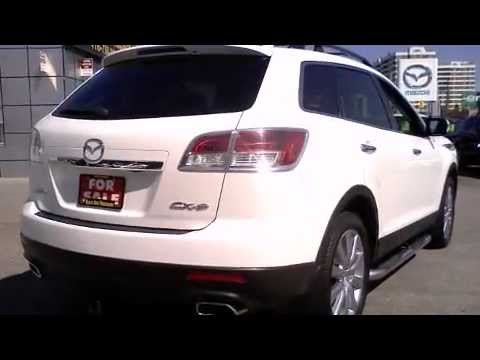 2009 Mazda Cx 9 Grand Touring Awd Leather Sunroof 20alloys Suv Call