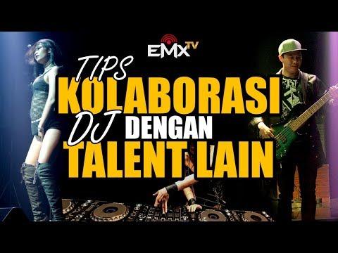 KOLABORASI DJ DENGAN SEXY DANCER & BAND