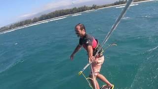 Maui kite Foiling