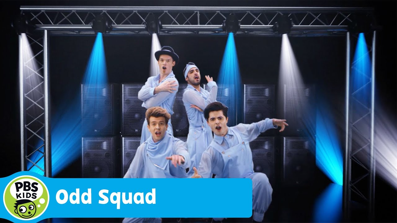 Odd Squad Take Away Four Extended Cut Song Pbs