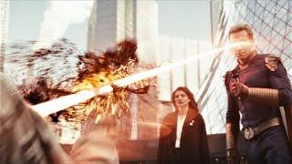 Пацаны 2x05 – Патриот убивает толпу протестующих