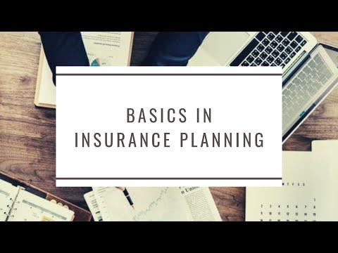 Basics In Insurance Planning