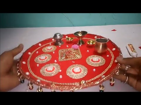 Diya decoration for competition 2019 😍, दिया को कैसे सजाय from YouTube · Duration:  5 minutes 2 seconds