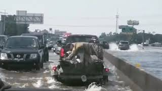 Aftermath of Hurricane Harvey Clean up Videos Compilations