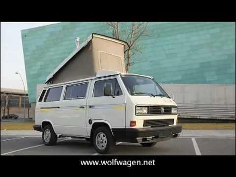 campervan volkswagen california t3 westfalia youtube. Black Bedroom Furniture Sets. Home Design Ideas