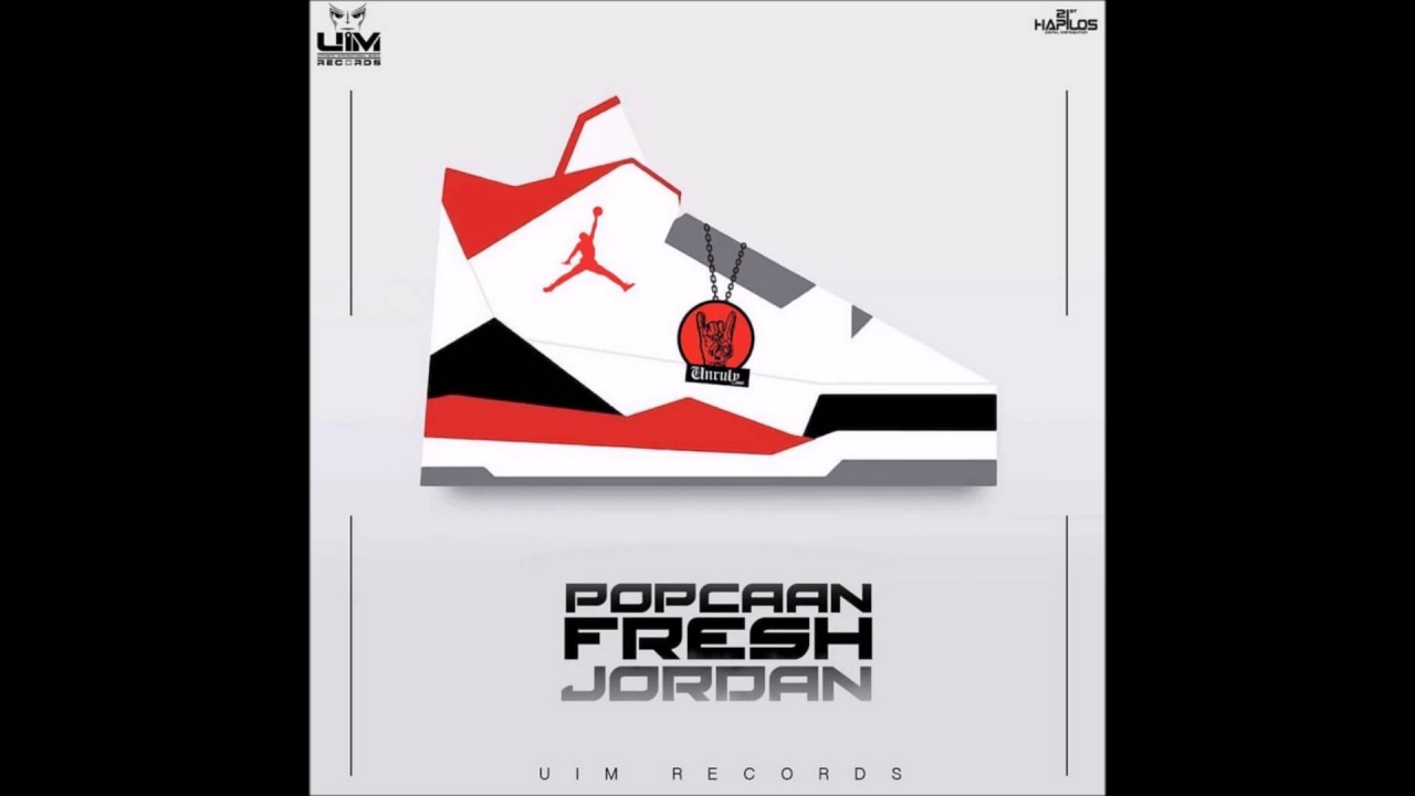 Popcaan   Fresh Jordan [U.I.M Records] U0027u0027EXCLUSIVEu0027u0027 November 2016