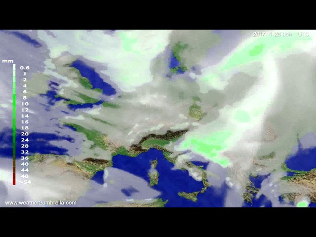 <h2><a href='https://webtv.eklogika.gr/' target='_blank' title='Precipitation forecast Europe 2017-11-23'>Precipitation forecast Europe 2017-11-23</a></h2>