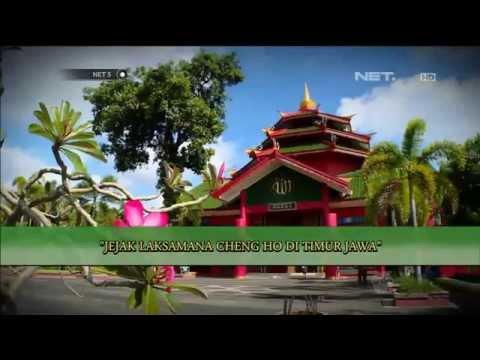 Pesona Islami Masjid Cheng Hoo yang Bergaya Klenteng di Surabaya -NET5