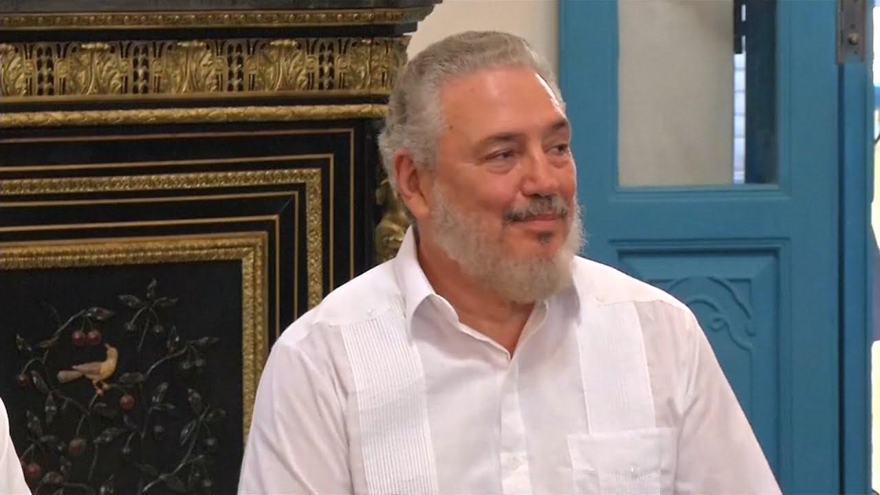 Fidel Castro's son commits suicide