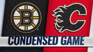 09/15/18 Condensed Game: Bruins @ Flames
