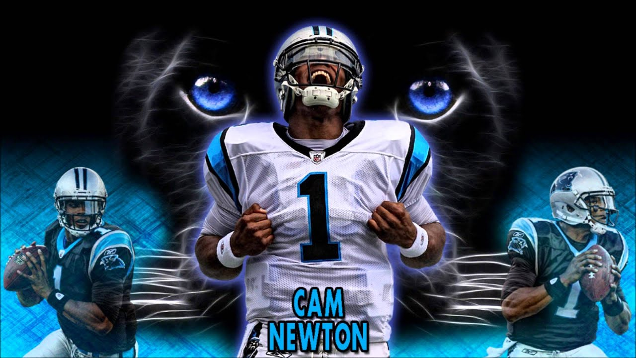 FREE NFL Cam Newton Wallpaper