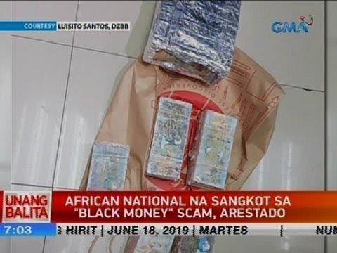 UB: African national na sangkot sa 'black money' scam, arestado