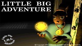 Little Big Adventure PS1 1994
