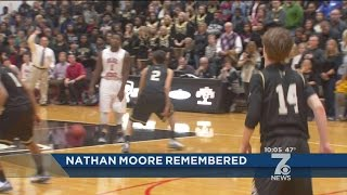 Greer H.S. Student Remembered by Basketball Teammates