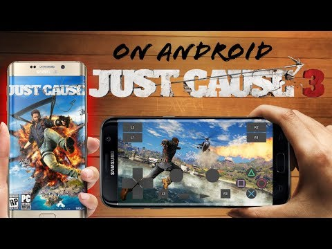 [25MB] Just Cause 3 In Your Android Smart Phone | No PC Required (Working 10000) [Hindi/Urdu]