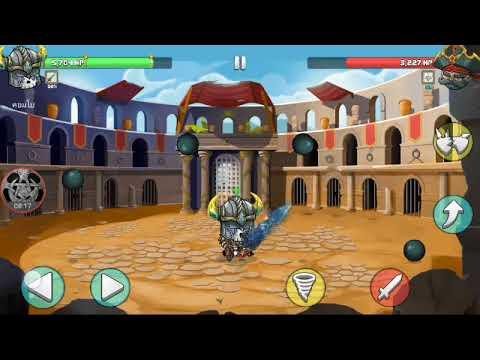 Tiny cladiators ep1