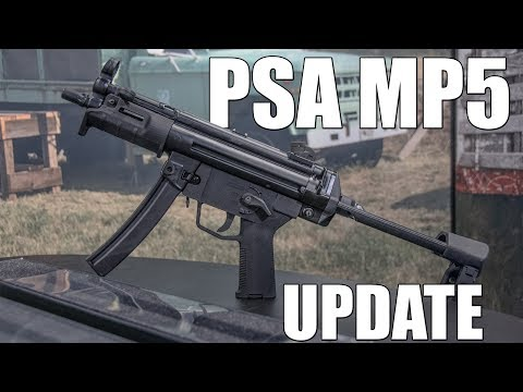 PSA MP5 Update and Response to MAC Video (SHOT Show 2019)