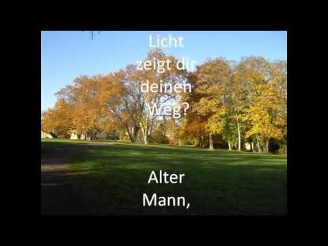 Peter Maffay   Alter Mann - meine Cover-Version