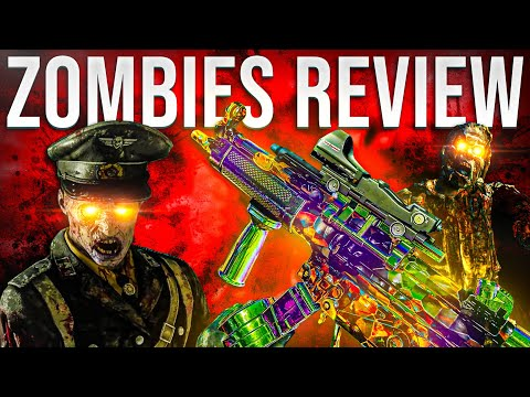 Black Ops Cold War ZOMBIES Gameplay & Review