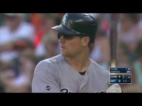 August 03, 2016-Chicago White Sox vs. Detroit Tigers