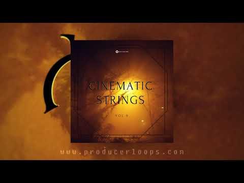 nanomusikloops Cinematic Strings Vol 9 Demo