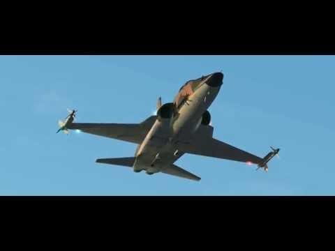 Combat Air Patrol (F5s vs Mig-21s)