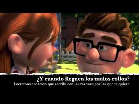 Curso de preparación para el matrimonio de Pixar - YouTube