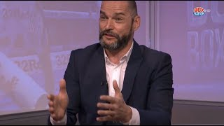 First Dates' Fred Sirieix on sparring Clinton McKenzie, suffering broken ribs and black eyes