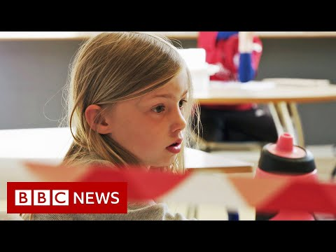Coronavirus: How Denmark reopened its primary schools - BBC News from YouTube · Duration:  3 minutes 40 seconds