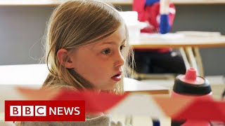 Coronavirus: How Denmark reopened its primary schools - BBC News
