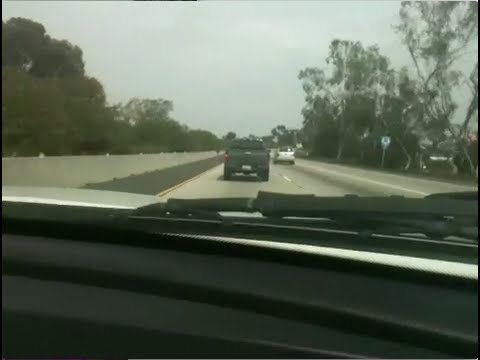 Wrong Turn Signal on the Freeway